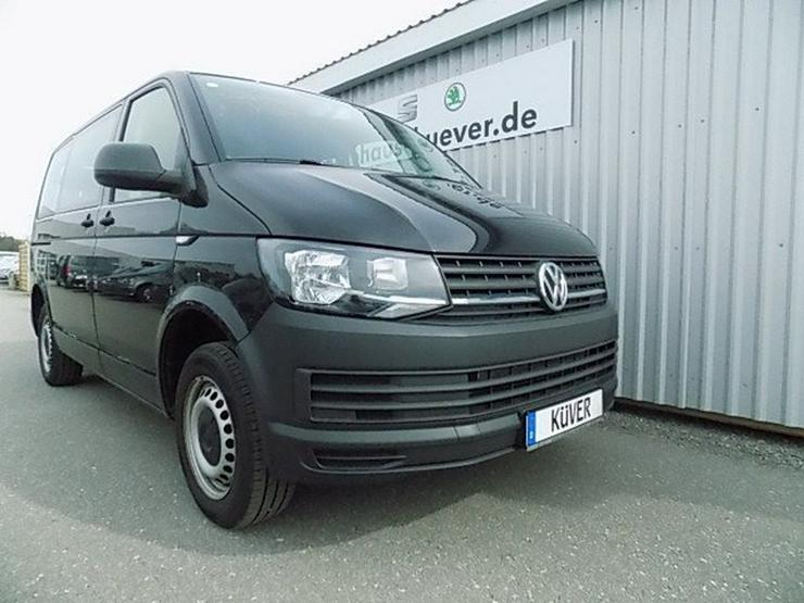 Bild 2: VW T6 Kombi 2,0 TDI Bluetooth Klimaanlage 9-Sitzer
