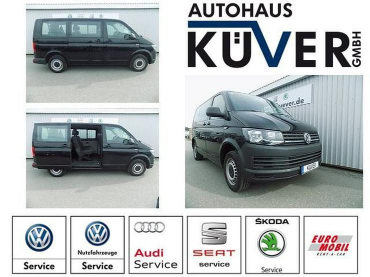 VW T6 Kombi 2,0 TDI Bluetooth Klimaanlage 9-Sitzer - Transporter T6 - Bild 1