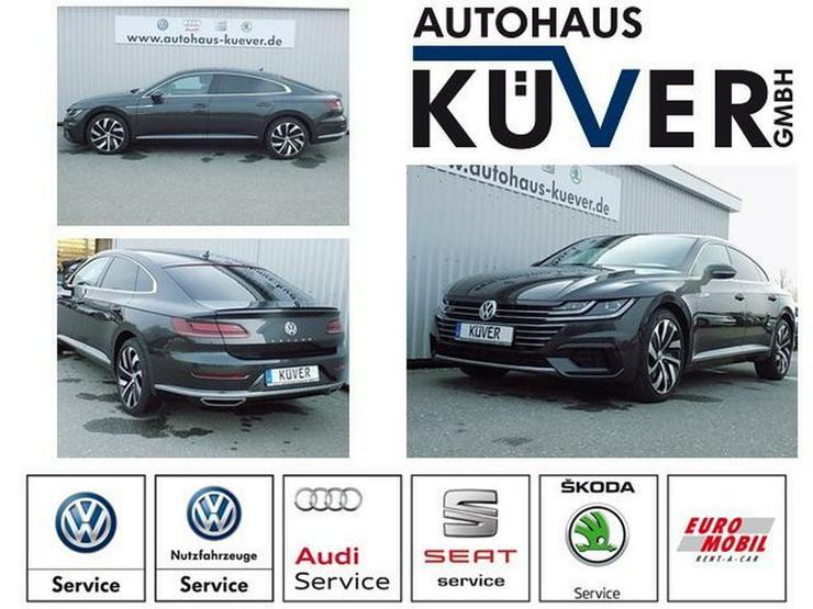 VW Arteon 2,0 TSI R-Line DSG Navi Pano LED ACC AHK - Amarok - Bild 1