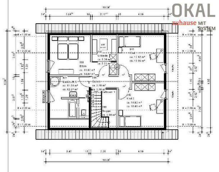 Bild 3: Ihr Familien-Traumhaus zum Wohlfühlen