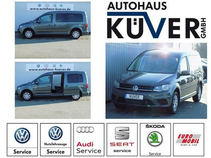 VW Caddy Maxi 1,4 TSI Navi Einparkhilfe 7-Sitze - Caddy - Bild 1
