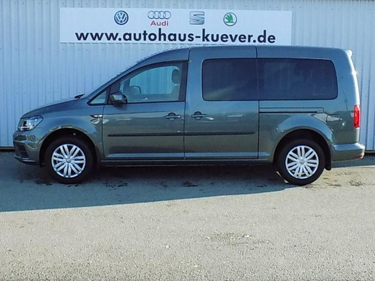 Bild 3: VW Caddy Maxi 1,4 TSI Navi Einparkhilfe 7-Sitze