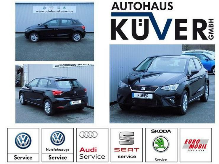 SEAT Ibiza 1,0 TSI Style Einparkhilfe Tempomat Alu15'' - Ibiza - Bild 1