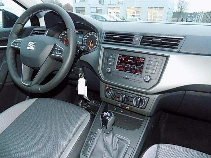 Bild 6: SEAT Ibiza 1,0 TSI Style Einparkhilfe Tempomat Alu15''