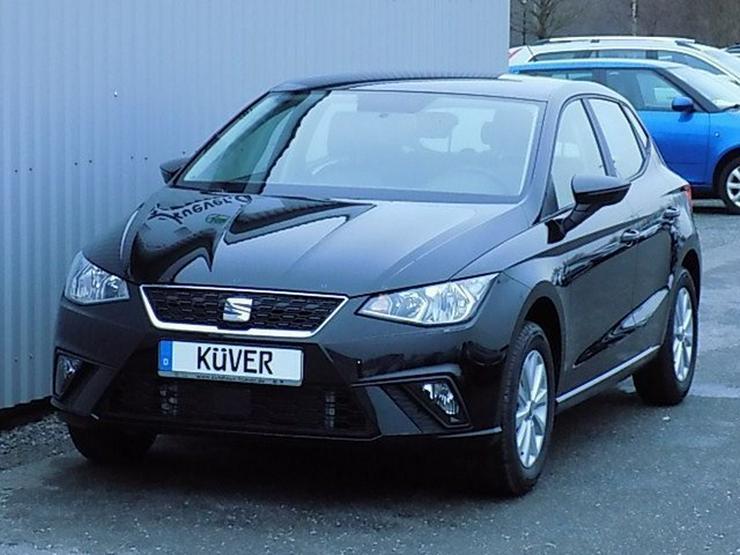 Bild 2: SEAT Ibiza 1,0 TSI Style Einparkhilfe Tempomat Alu15''