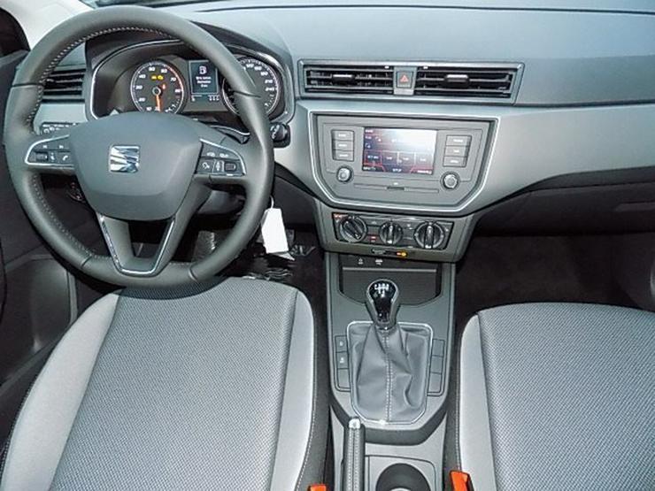 Bild 5: SEAT Ibiza 1,0 TSI Style Einparkhilfe Tempomat Alu15''