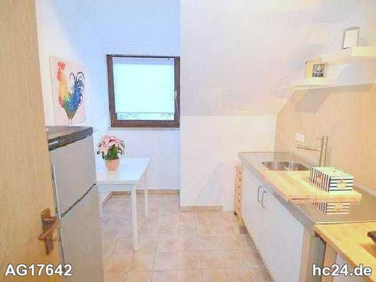 Bild 3: Geschmackvoll möblierte 2-Zimmer-Wohnung in ruhiger Lage in Nürnberg/Laufamholz