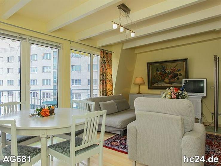 * Möbliertes Apartment in der Südvorstadt + nahe Kulturmeile + ruhig + SÜDBALKON + Wi