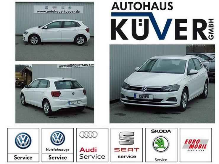 VW Polo 1,0 Comfortline Navi SHZ Neues Modell - Polo - Bild 1