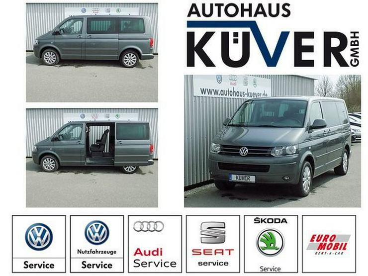 VW T5 Multivan 2,0 TDI DSG 7-Sitzer Einparkhilfe