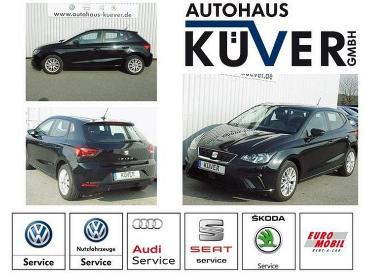 SEAT Ibiza 1,0 TSI Style Navi Einparkhilfe SHZ Alu16''