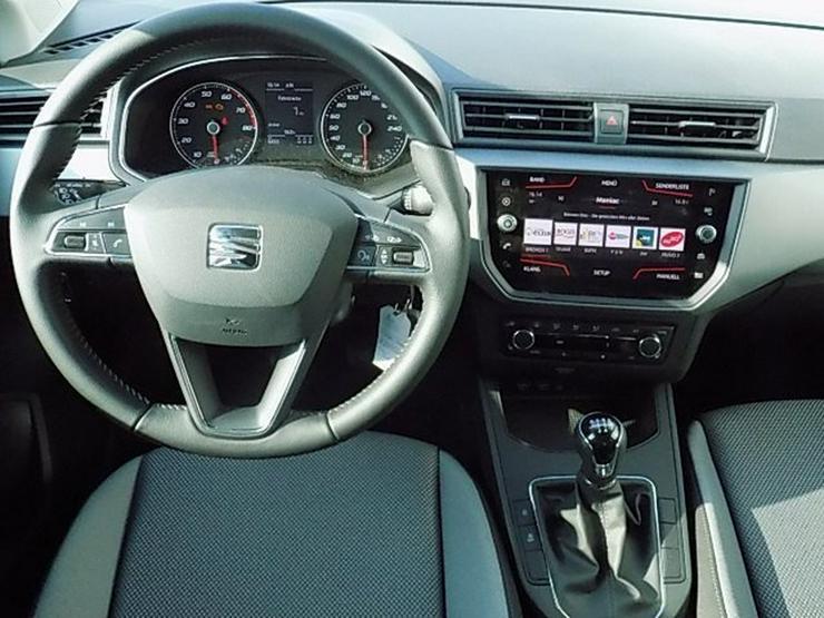 Bild 5: SEAT Ibiza 1,0 TSI Style Navi Einparkhilfe SHZ Alu16''