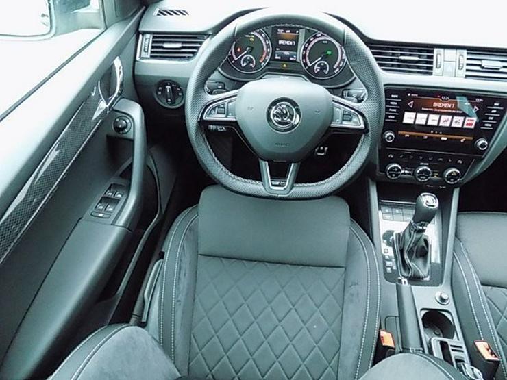 Bild 9: SKODA Octavia Combi RS 2,0 TDI DSG Panorama AHK ACC
