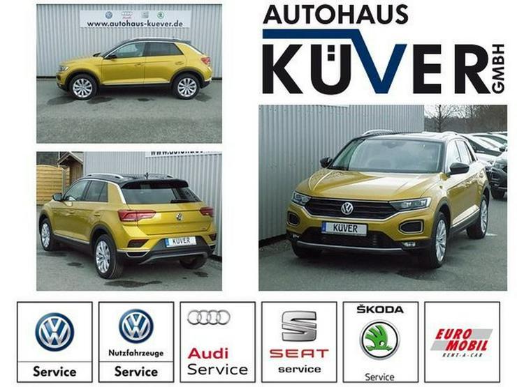 VW T-Roc 2,0 TSI Sport DSG 4-Motion Pano LED ACC