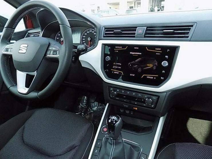 Bild 6: SEAT Arona 1,0 TSI Xcellence Navi Sitzheizung Alu16''