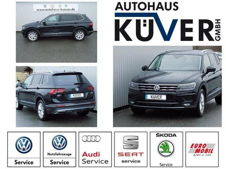 VW Tiguan Allspace 2,0 TDI Highline DSG AHK 7-S in Hagen (Bremischen ...