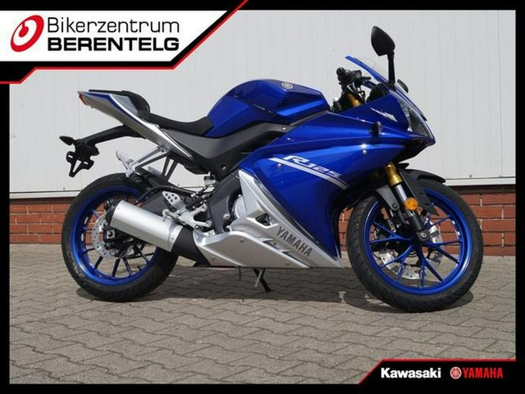 YAMAHA YZF-R 125 YZF-R125 ABS YZFR125 BEI UNS AM LAGER