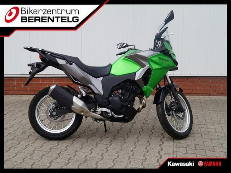 KAWASAKI Versys-X 300 Versys-X300 Versys x 300 Für Klasse A2 - Kawasaki - Bild 1