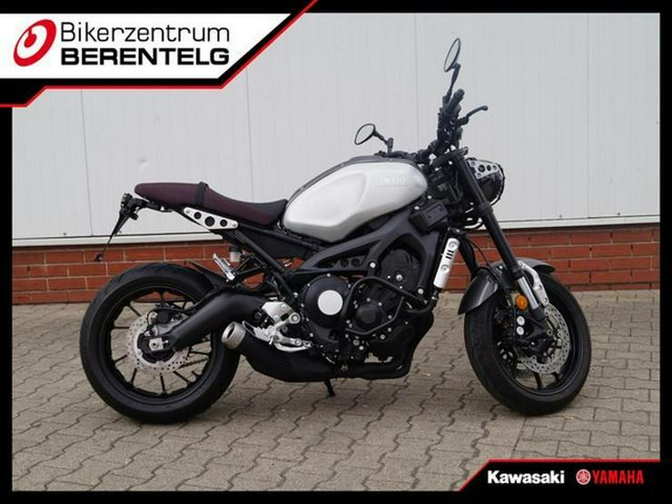 YAMAHA XSR 900 XSR900 ABS Hochwertiger Umbau