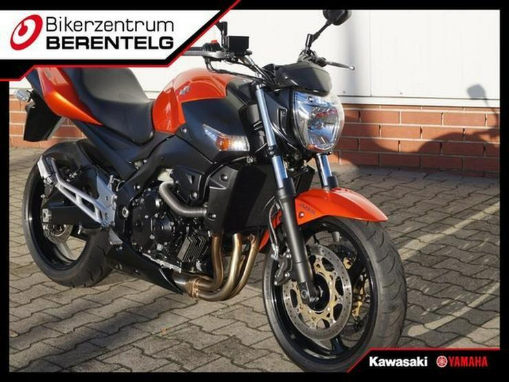SUZUKI GSR 600 ABS GSR600