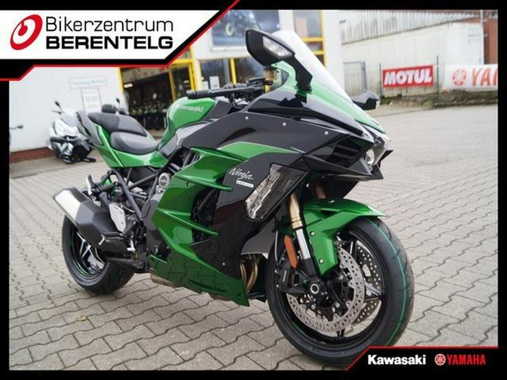 KAWASAKI Ninja H2 SX SE sofort verfügbar