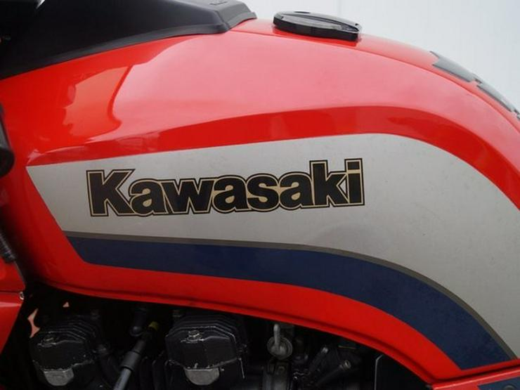 Bild 5: KAWASAKI GPZ 1100 UT Uni-Trak