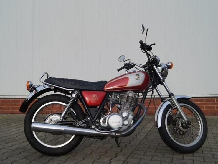 Bild 2: YAMAHA SR500 TOP ZUSTAND 48 T Original ( A2 )