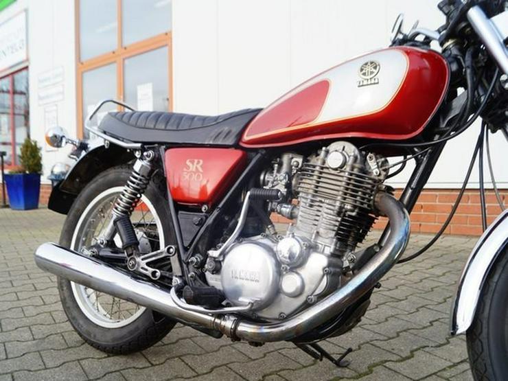 Bild 3: YAMAHA SR500 TOP ZUSTAND 48 T Original ( A2 )