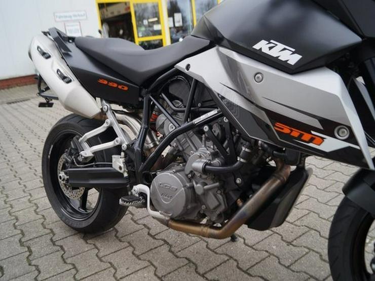 Bild 4: KTM 990 SMT LC8 Supermoto *SSV* SCOTTOILER