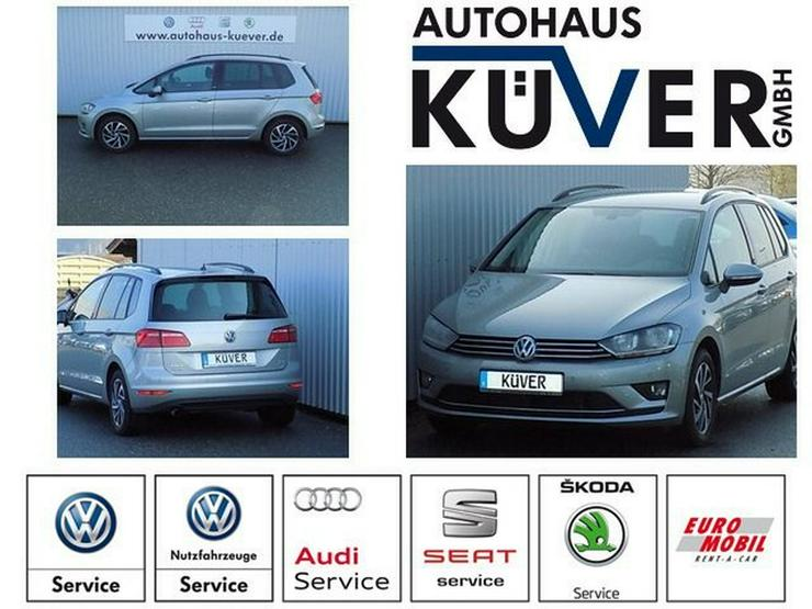 Bild 1: VW Golf Sportsvan 1,2 TSI Comfortline Sound DSG ACC