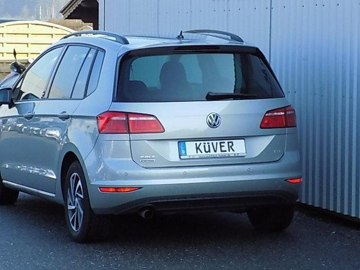 Bild 4: VW Golf Sportsvan 1,2 TSI Comfortline Sound DSG ACC