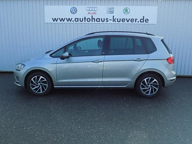 VW Golf Sportsvan 1,2 TSI Comfortline Sound DSG ACC - Golf - Bild 3
