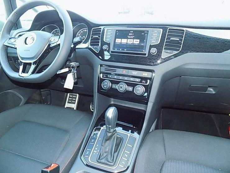 Bild 6: VW Golf Sportsvan 1,2 TSI Comfortline Sound DSG ACC