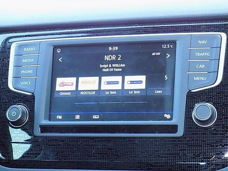 Bild 7: VW Golf Sportsvan 1,2 TSI Comfortline Sound DSG ACC