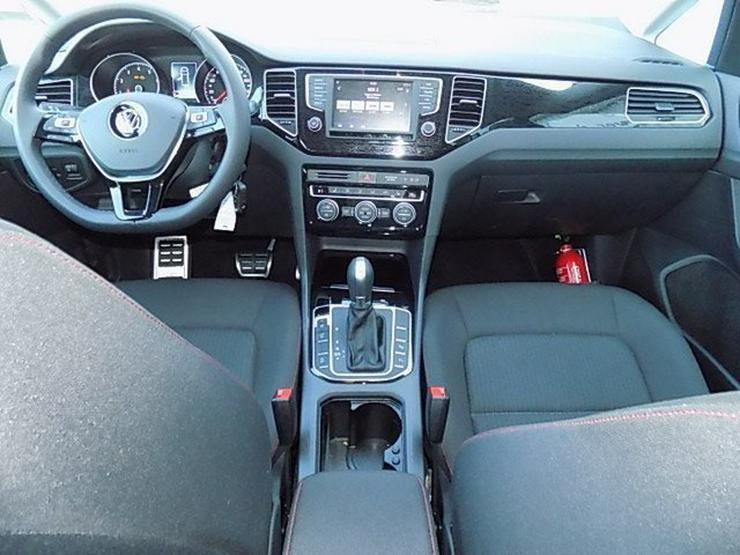 Bild 5: VW Golf Sportsvan 1,2 TSI Comfortline Sound DSG ACC