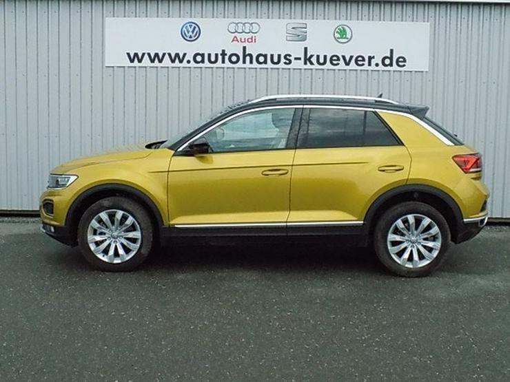 Bild 3: VW T-Roc 1,5 TSI Sport DSG Pano LED Navi ACC