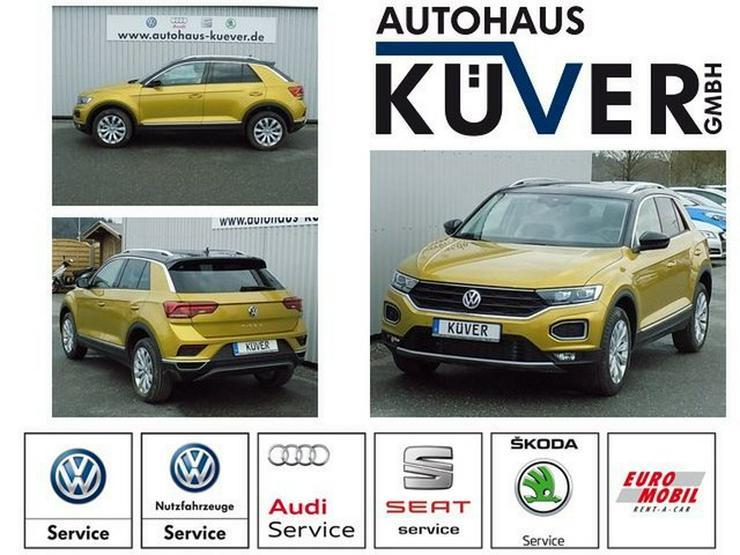 VW T-Roc 1,5 TSI Sport DSG Pano LED Navi ACC - Weitere - Bild 1