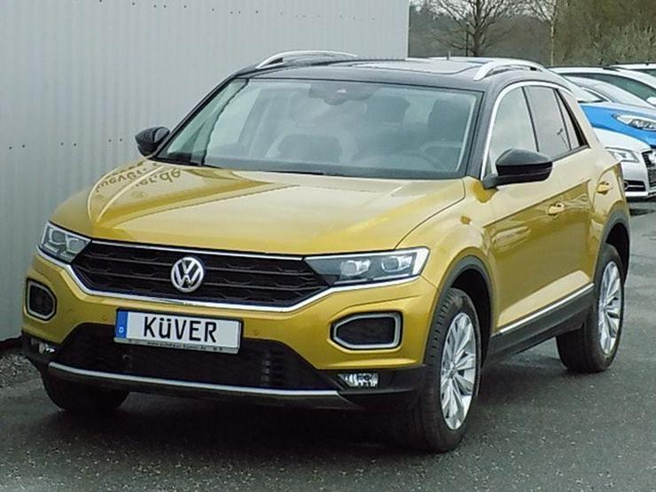 Bild 2: VW T-Roc 1,5 TSI Sport DSG Pano LED Navi ACC