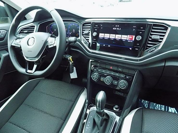 Bild 6: VW T-Roc 1,5 TSI Sport DSG Pano LED Navi ACC