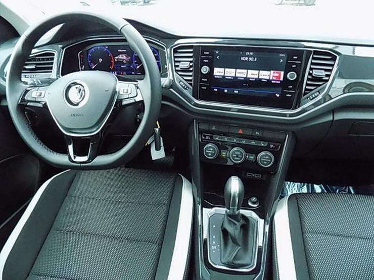 Bild 5: VW T-Roc 1,5 TSI Sport DSG Pano LED Navi ACC