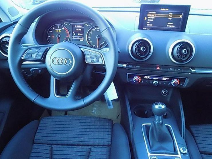 Bild 6: AUDI A3 Sportback 1,5 TFSI Sport Navi Xenon