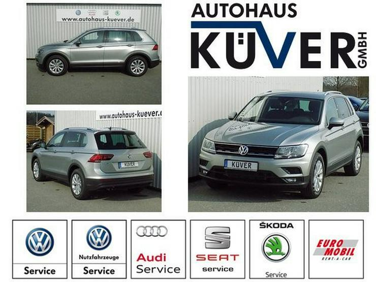 VW Tiguan 1,4 TSI Comfortline Navi AHK ACC-210 - Tiguan - Bild 1