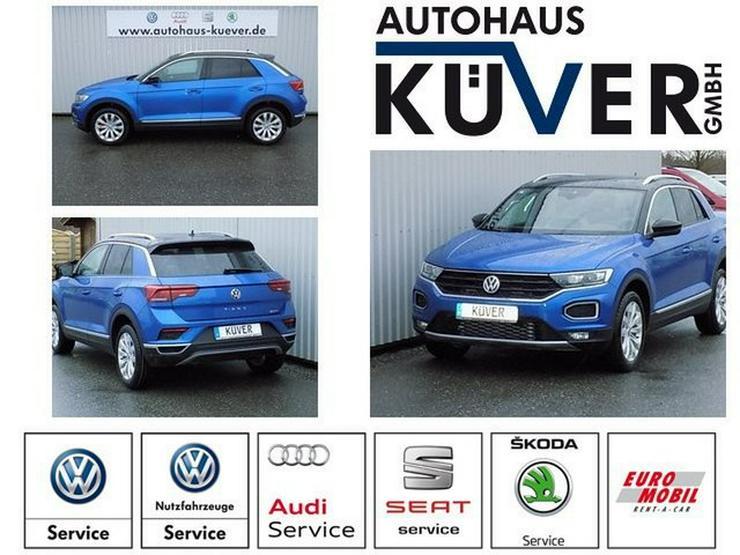 VW T-Roc 2,0 TSI Sport DSG 4-Motion ACC Pano LED