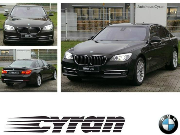BMW 750i xDrive Navi Prof.Bang&Olufsen Standhzg.PDC