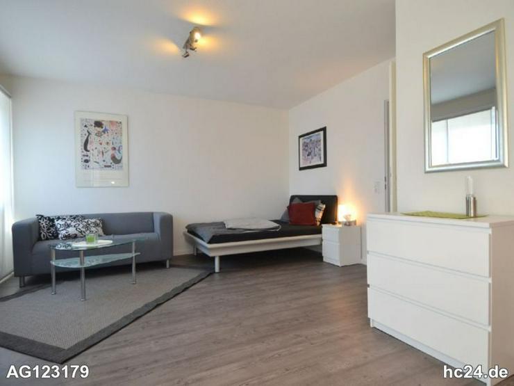 Moderne 1-Zimmerwohnung in Weil am Rhein - Wohnen auf Zeit - Bild 1