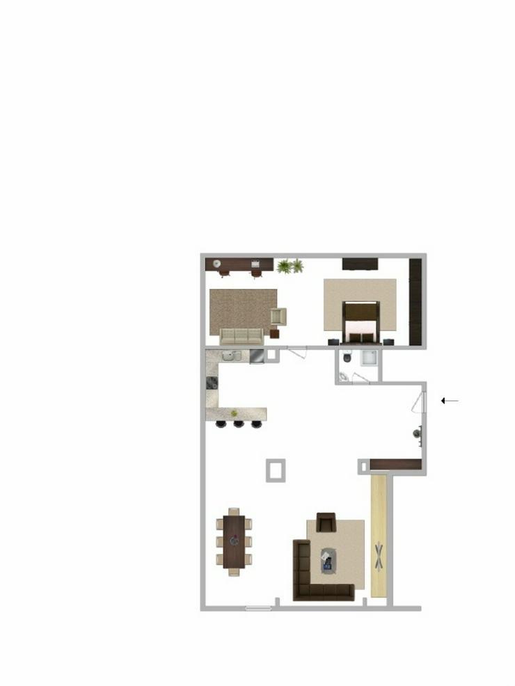 Bild 6: viel Platz für individuelle Gestaltung