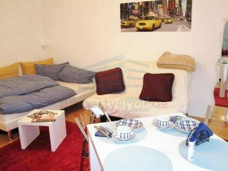 Sehr schönes möbliertes 1-Zimmer Appartement / in München AU-Heidhausen - Wohnen auf Zeit - Bild 1