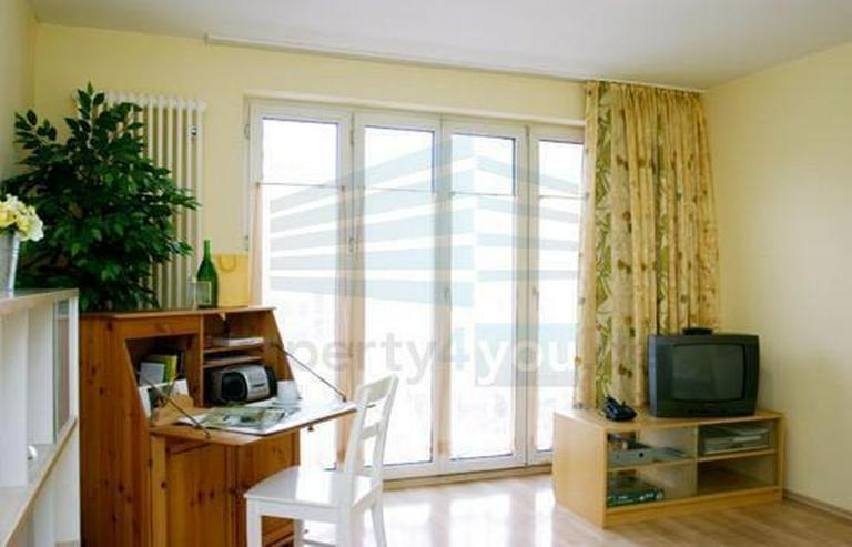 Sehr schöne möblierte 1,5-Zimmer Wohnung in München Schwabing - Wohnen auf Zeit - Bild 1