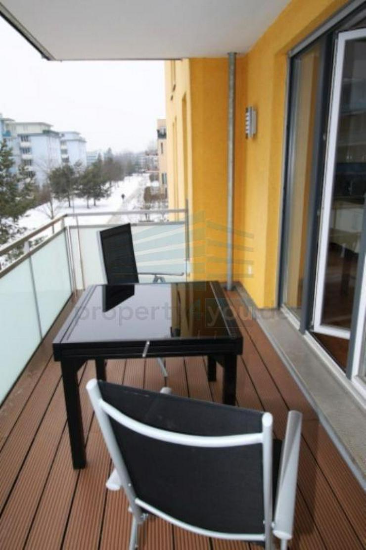 Bild 4: Helle, top möblierte 2-Zi Wohnung in der Parkstadt Schwabing