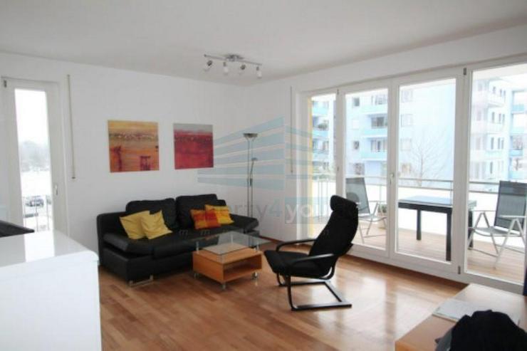 Helle, top möblierte 2-Zi Wohnung in der Parkstadt Schwabing - Bild 1